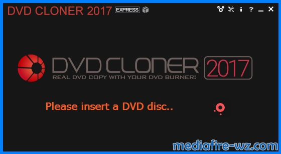 DVD-Cloner 2017 with crack patch