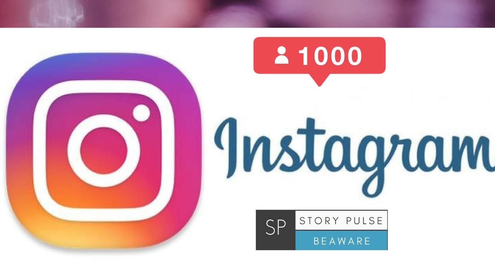 6 Methods To Increase Free Instagram followers - Story Pulse ! Crisp