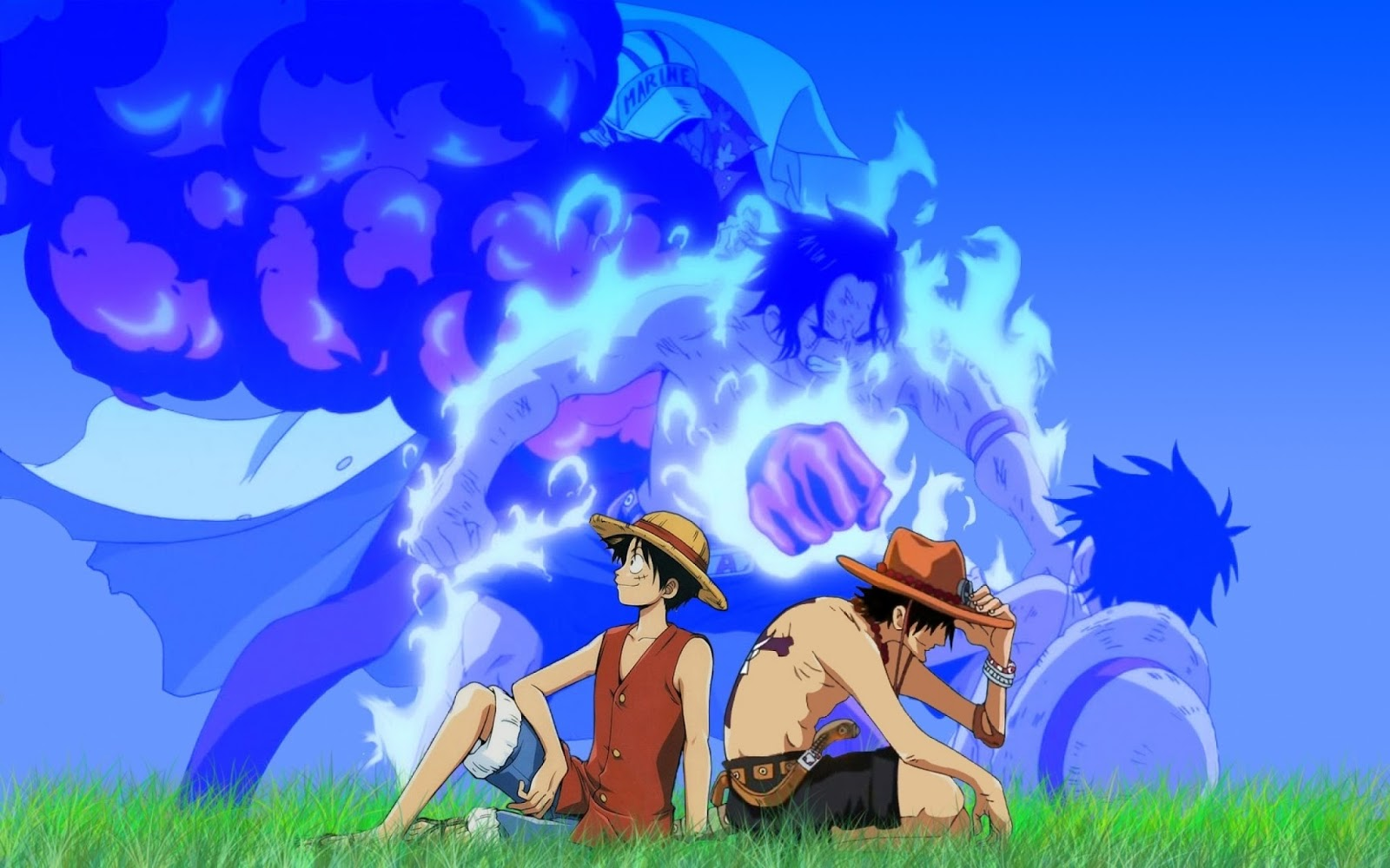 Gambar Kartun One Piece HD Wallpaper Kesinilahcom
