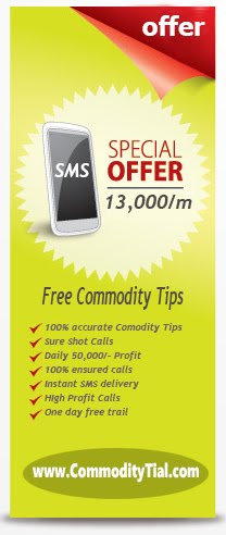 COMMODITY TIPS - MCX Tips, MCX Gold, Commodity trading tips, MCX Free tips
