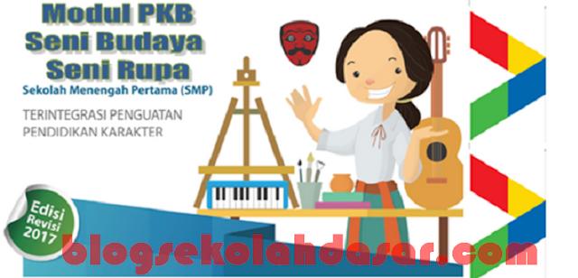 Download Modul PKB SENI BUDAYA SMP Revisi 2017