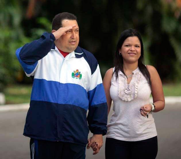 """""""Los hijos de Chávez"""" se enfrentan a Maduro y Maria Gabriela es su mejor carta a las presidenciales"""