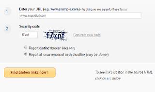 link error
