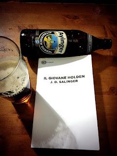 Pinta&Penna Ayinger Altbairisch Dunkel recensione abbinamento libro birra artigianale
