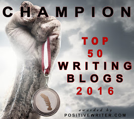 Top 50 Writing Blogs 2016