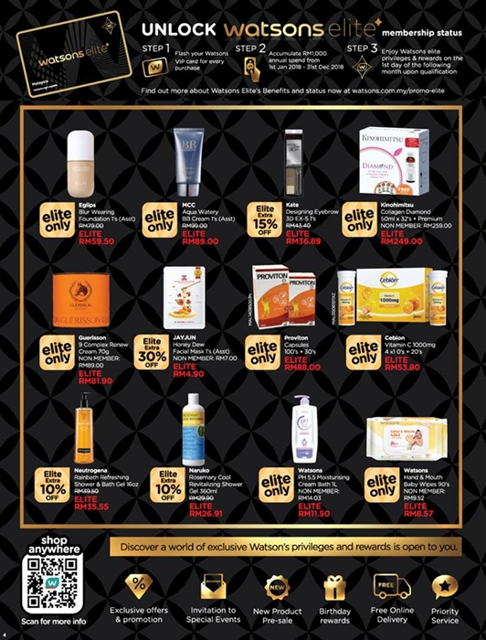 Watsons Malaysia, Happy Beautiful Year, Amber Chia, JinnyBoy, The Great Sale, Chinese New Year 2019, Chinese New Year Sale, Rawlins GLAM, Best CNY 2019 Video