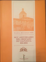 MCC aniversario del obispado de valpuesta