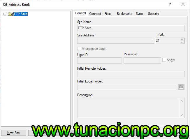 TurboFTP con Licencia