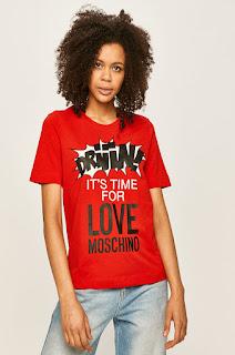 Tricou din colectia Love Moschino