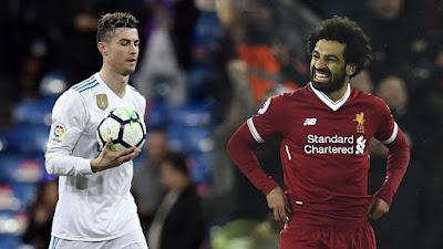 قناة مجانية تنقل مباراة ريال مدريد و ليفربول علي نايل سات