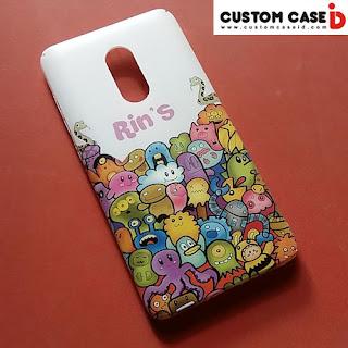 custom case doodle art & Nama bebas