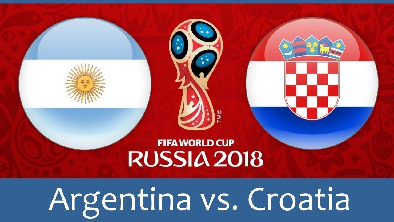 argentina vs croatia fifa world cup 2018 live stream 21 june 2018. Black Bedroom Furniture Sets. Home Design Ideas