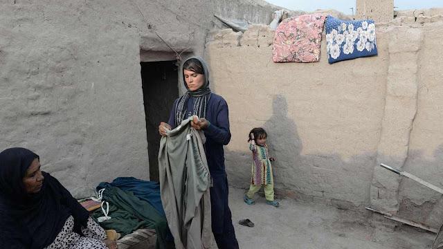 Kisah Sitara, Gadis Afghanistan yang Menyamar jadi Pria