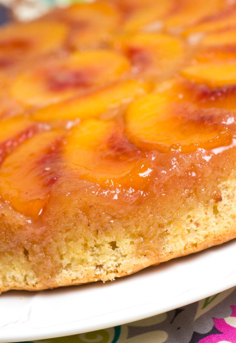 Best Rated Peach Cake Recipe