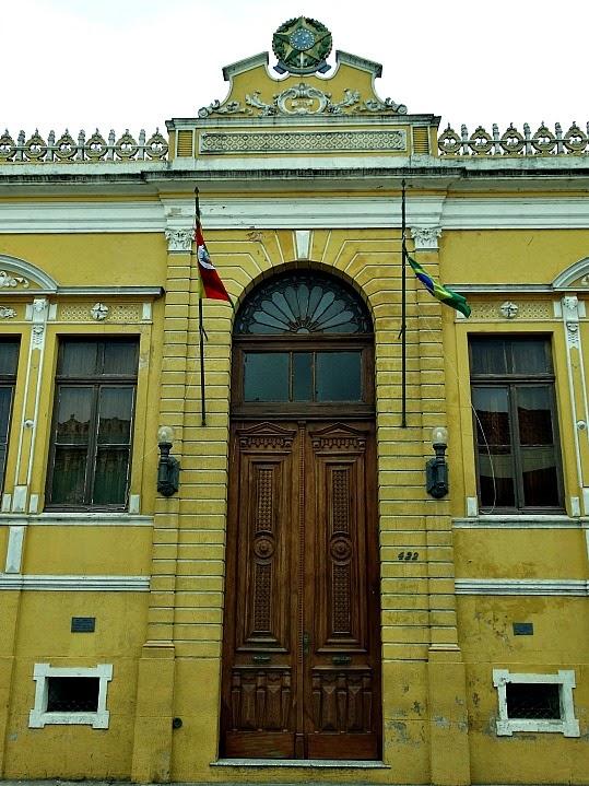 Prefeitura Municipal, em Jaguarão