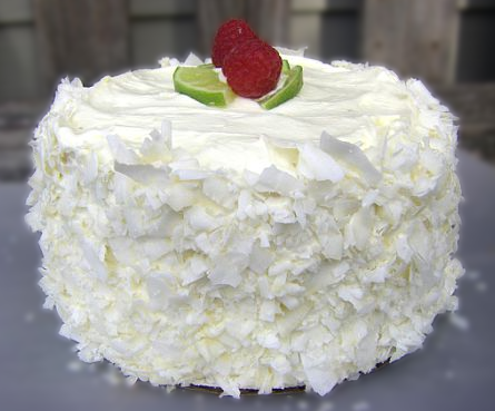 Paula Deen Coconut Lime Cake Recipe