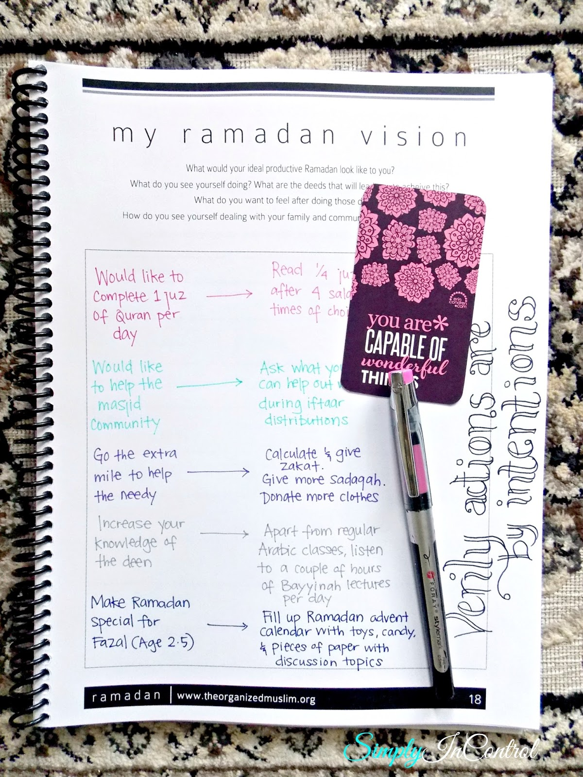 how to stay productive during ramadan