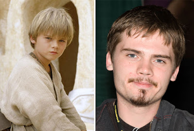Jake Lloyd como Young Anakin Skywalker