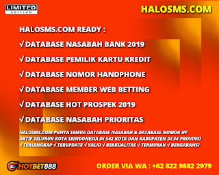 Download Database Nasabah Asuransi 2019 Gratis