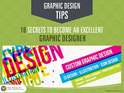 10 Rahasia Untuk Menjadi Seorang Desainer Grafis yang sangat baik