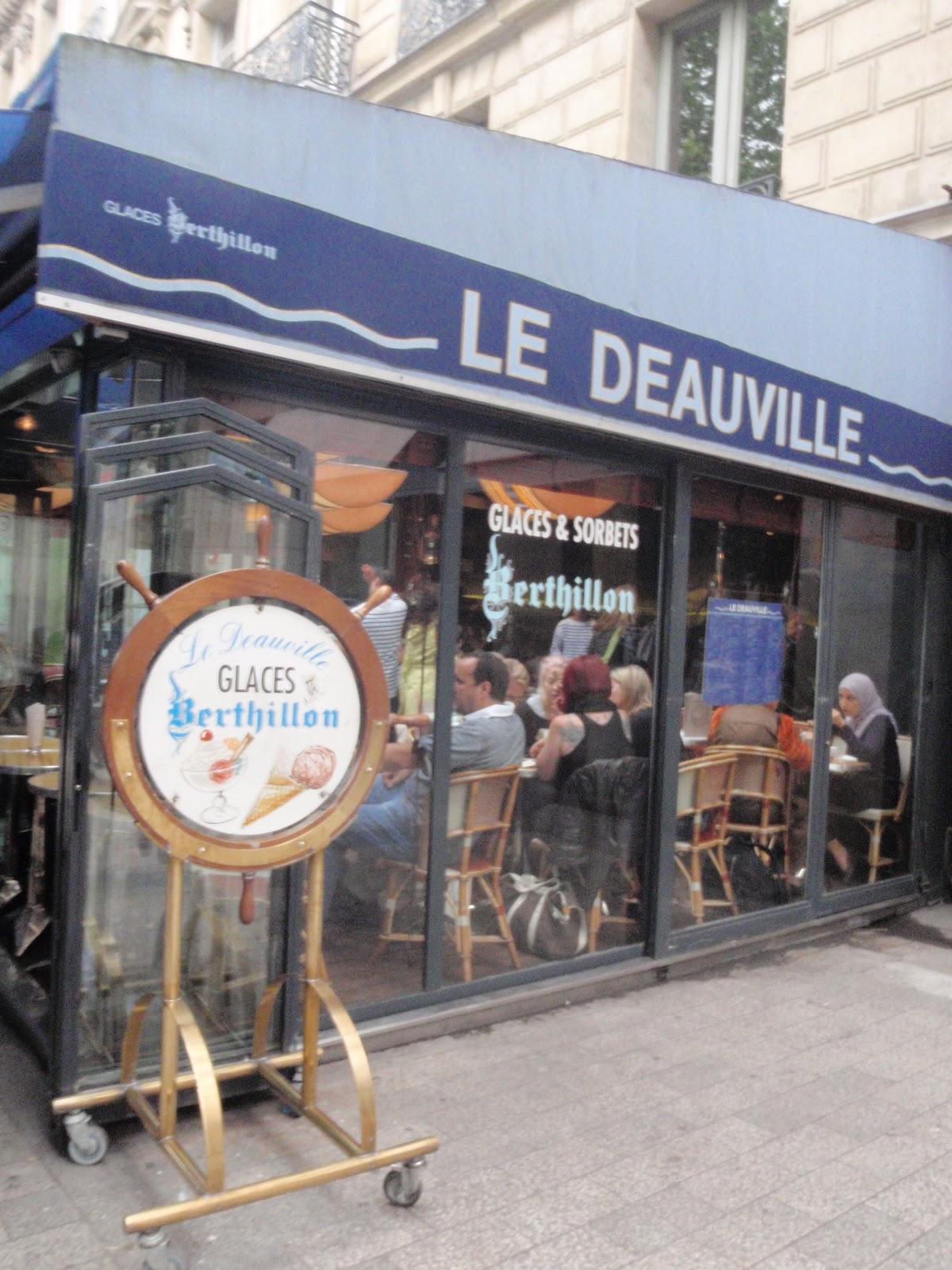 一年應該...: 巴黎城市小旅行(上)