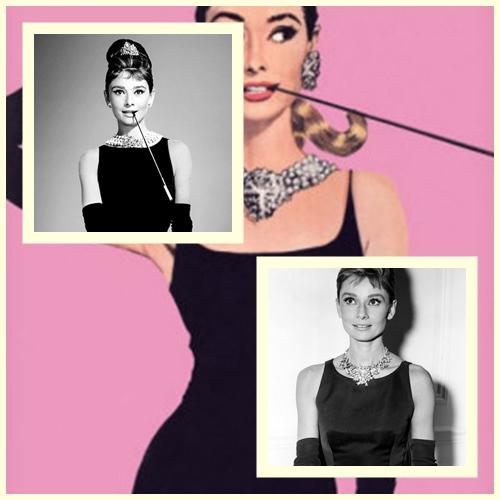 Audrey Hepburn bonequinha de luxo