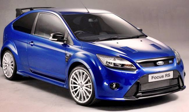 2017 Ford Focus rs500 Specs