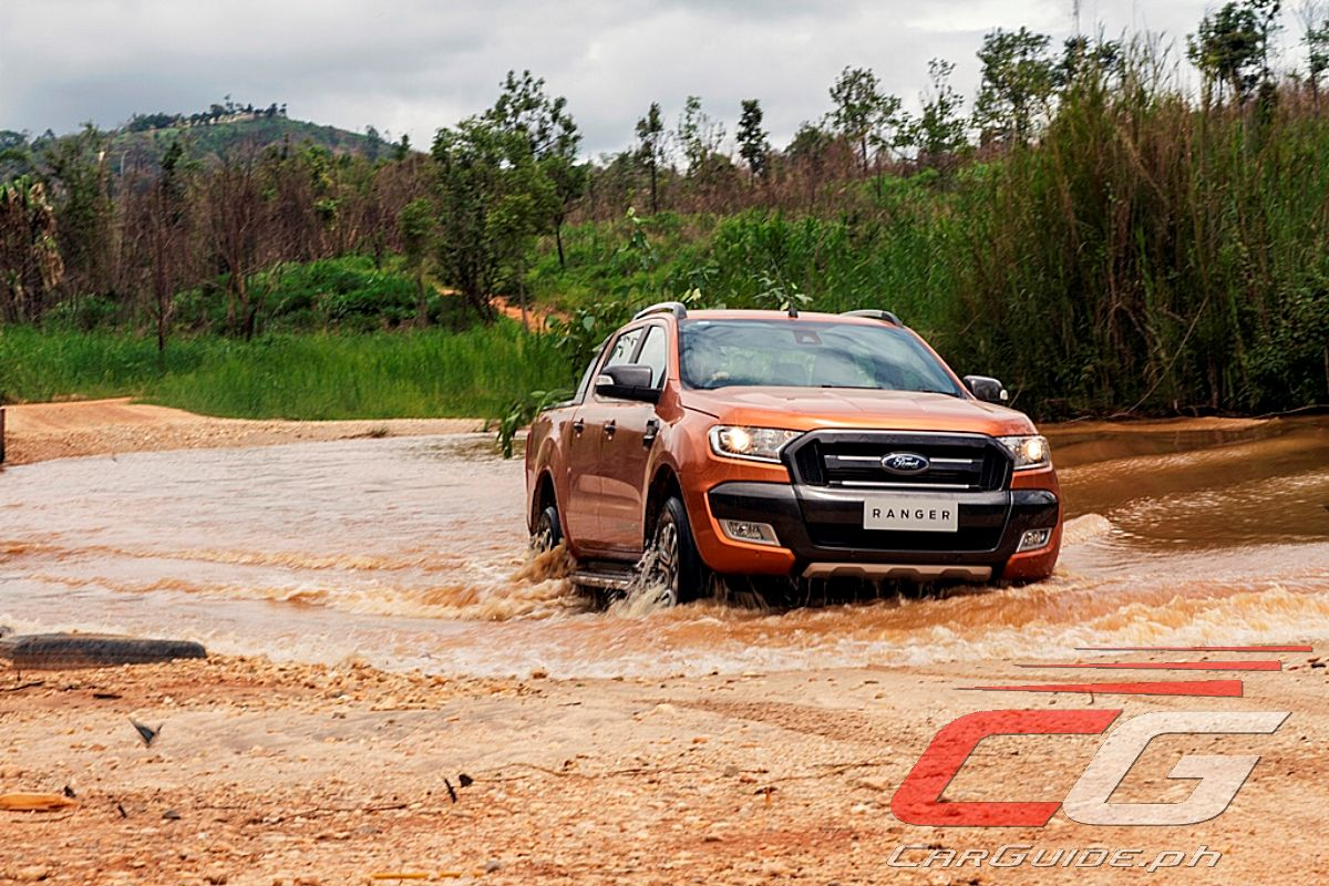 Ford Ranger Captures 25 of Philippine Pick-Up Market in 2017 | Philippine Car News, Car Reviews ...