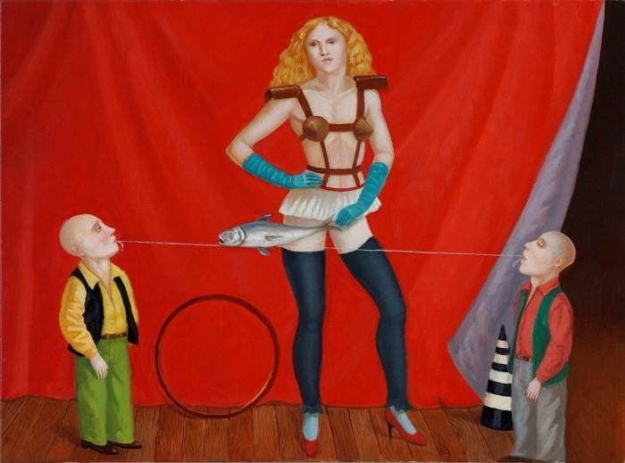Сюрреализм, абсурд и женщины