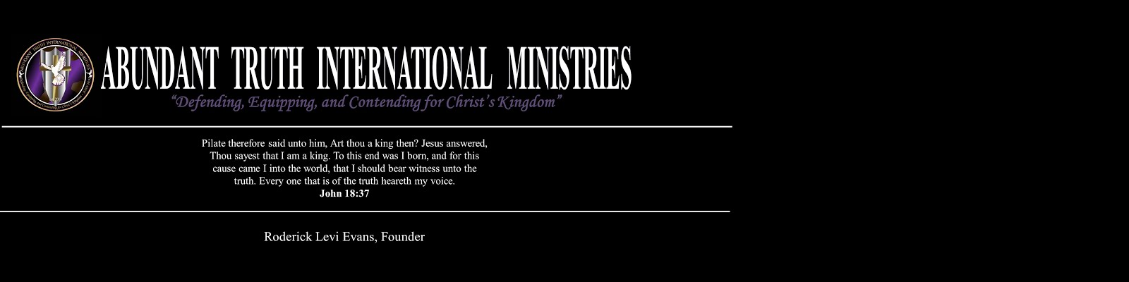 Abundant Truth International Ministries