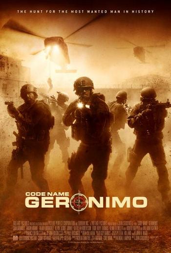 Code Name Geronimo (2012) รหัสรบโลกสะท้าน