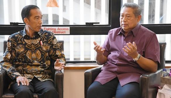 SBY Tak Ingin Prabowo Menang
