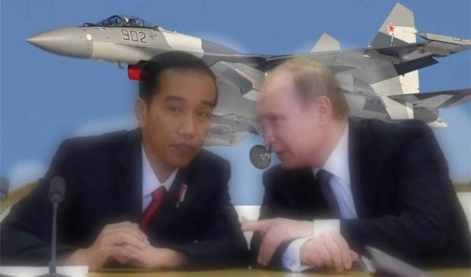 Pembelian Sukhoi Su-35 terus berlanjut dengan penjadwalan ulang