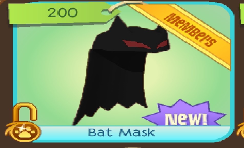 Animal jam pawz new today rare princess necklace and bat - How to get a bat on animal jam ...