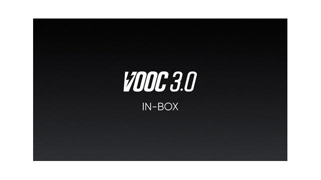 realme 3 pro vooc charging
