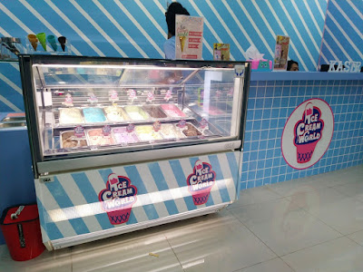 ICE CREAM WORLD MALANG JATIM PARK 3