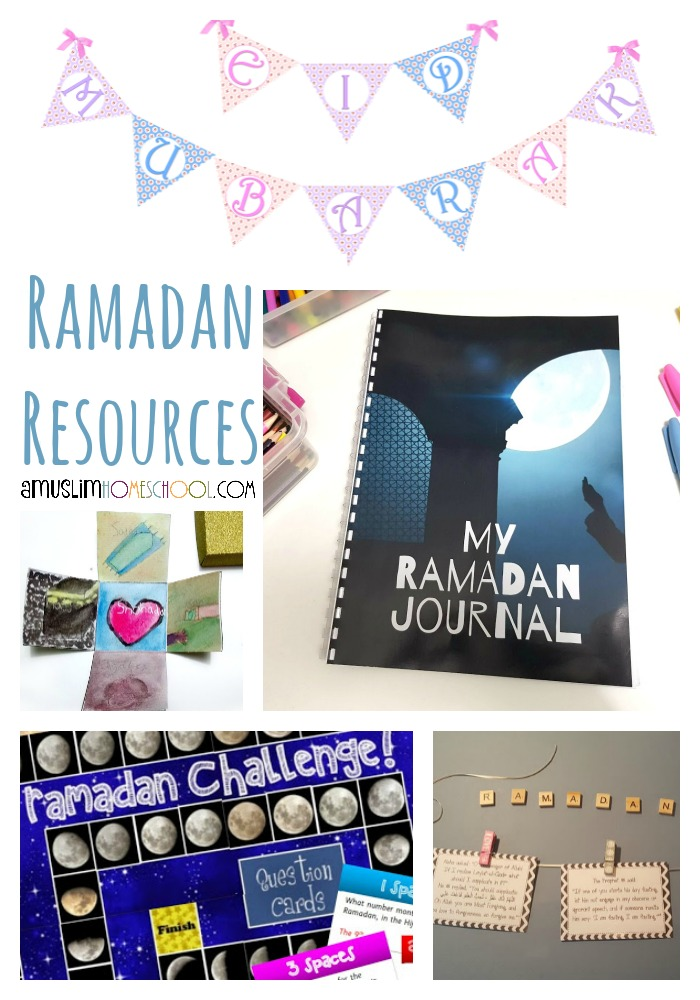 Ramadan printables and activities for kids