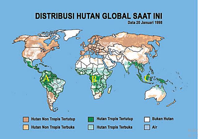 Lembar Kerja Peserta Didik Potensi Sumber Daya Alam Indonesia dan Pemanfaatannya