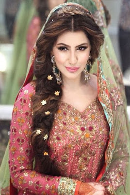 Stylish-indian-bridal-hairstyles-that-perfect-for-wedding-6