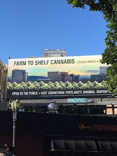 où fumer du cannabis à Portland ?