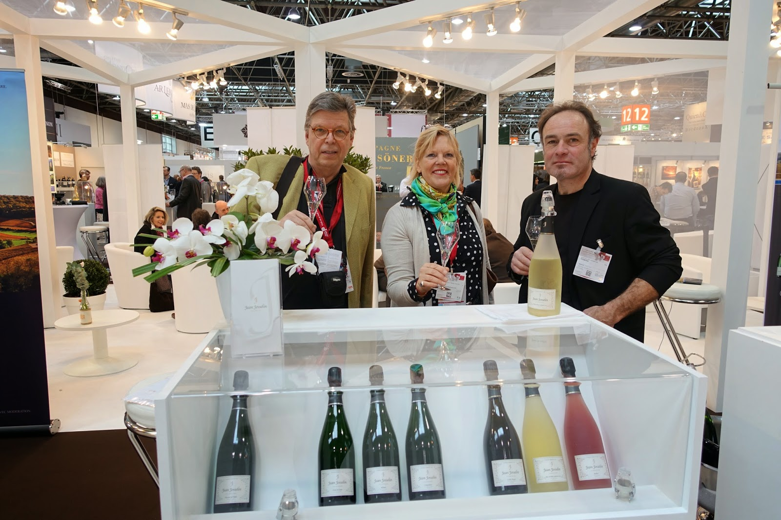 stand napa valley prowein 2017