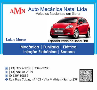 Guia13 - AMN Auto Mecânica Natal