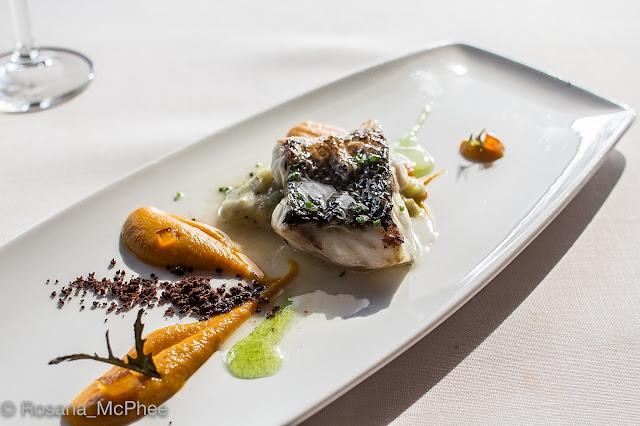 Alameda Michelin star restaurant in San Sebastian by Hot&Chilli Blog