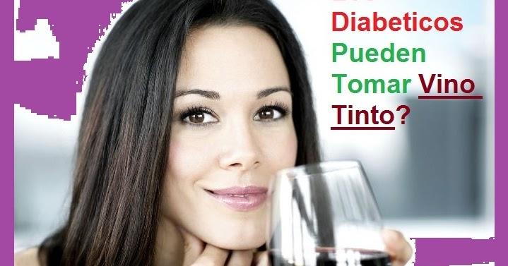 Los Diabeticos Pueden Tomar Vino?: un Diabético puede