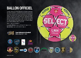 Catalogue Select Handball 2017