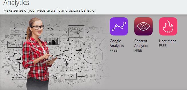 Website Optimization Tools-Google Analytics, Content Analytics, Heat Maps