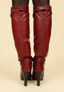 Ebay Leather Vintage 1970s Over The Knee Italian Boots