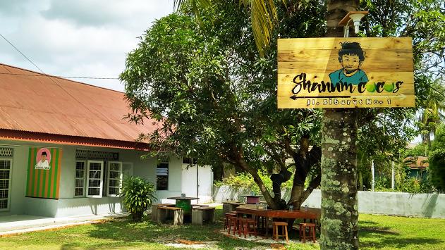 shanum cocos pekanbaru