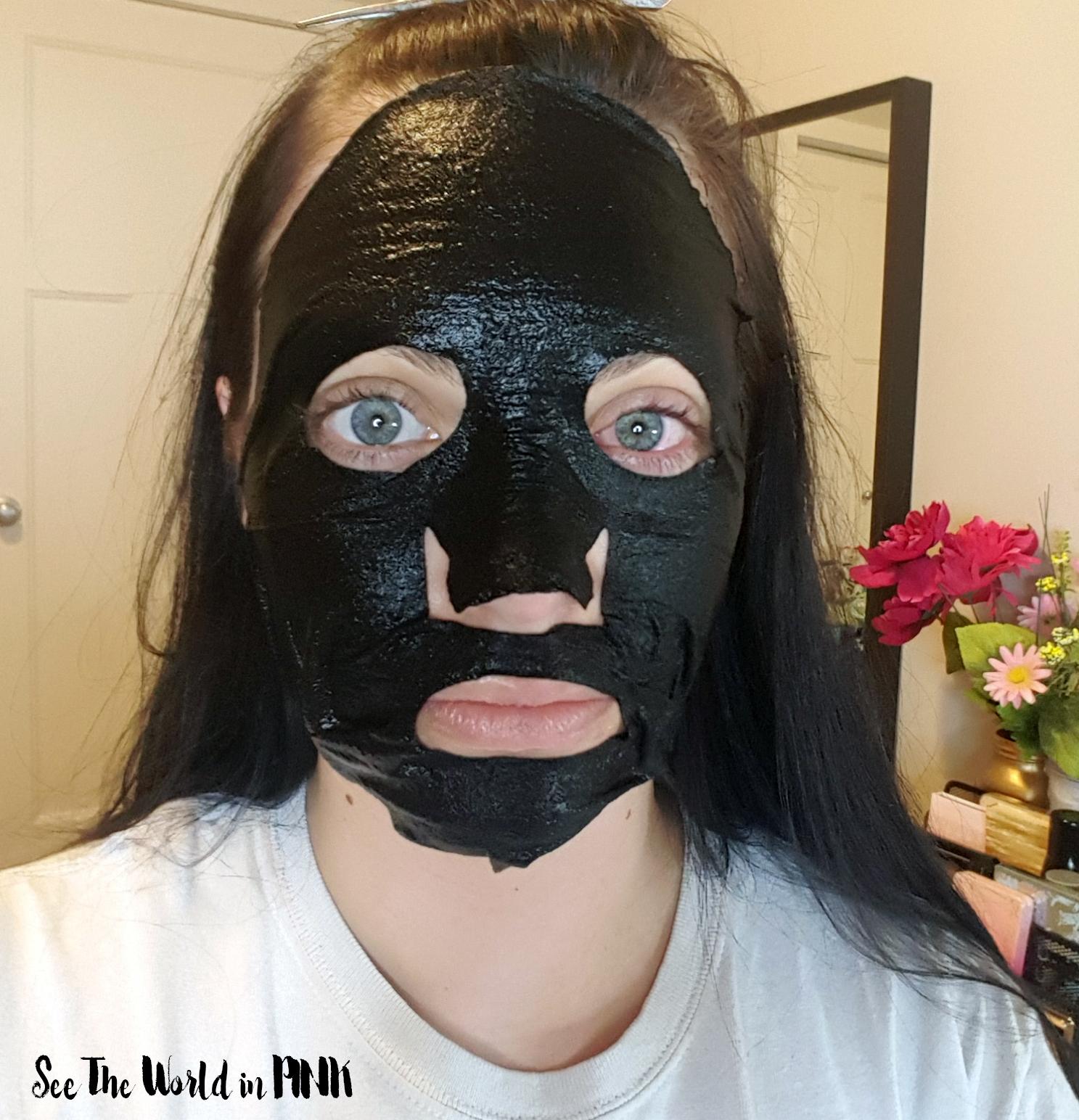 #CBBGetsSheetFaced Sexylook Mask