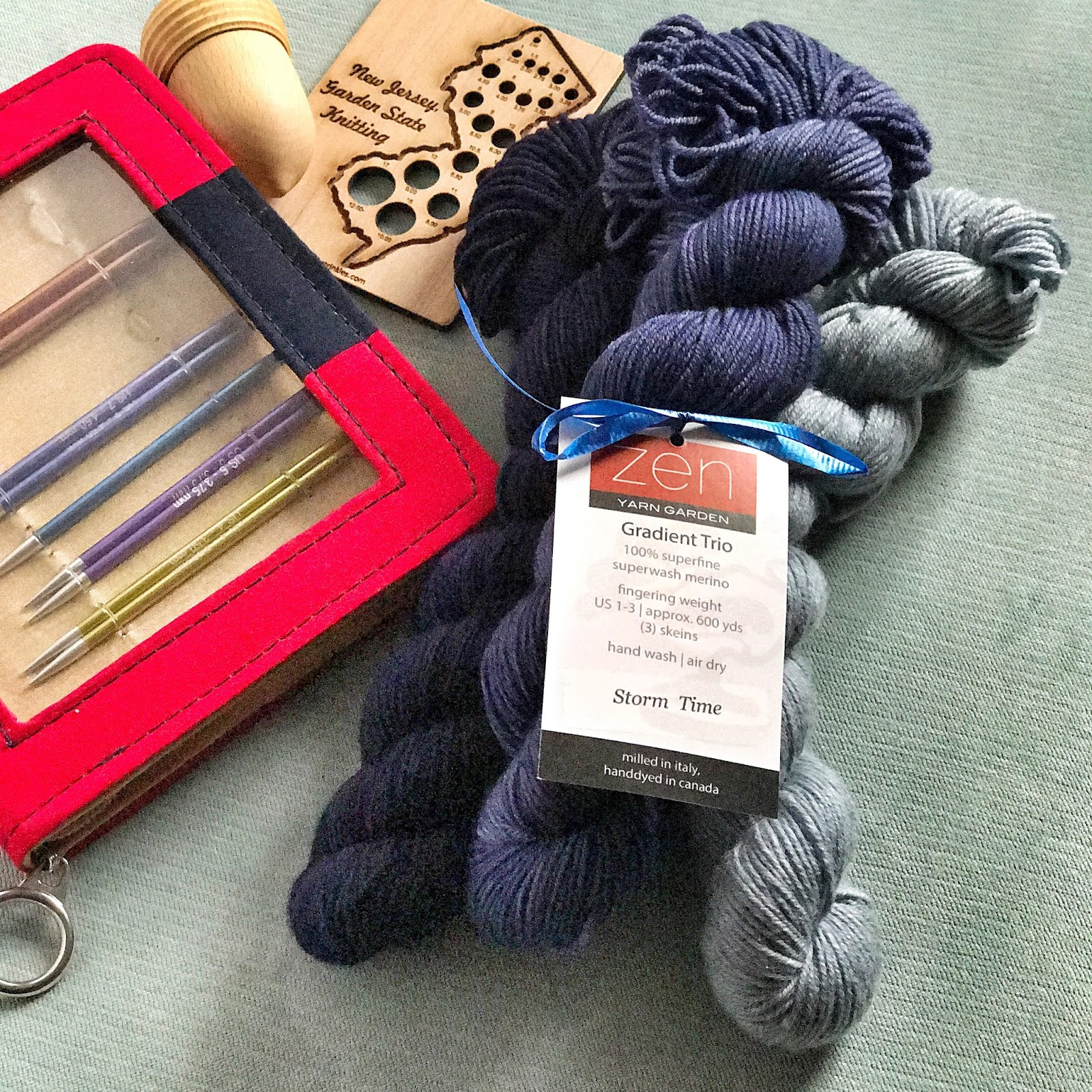 i was delighted to get to review zen yarn gardens gradient sets the gradient sets are grouped together as trios or quartets the trio comes with 3 skeins - Zen Yarn Garden